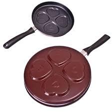 <b>Сковорода для оладий</b> d.27 см, с антипригарным покрытием ...