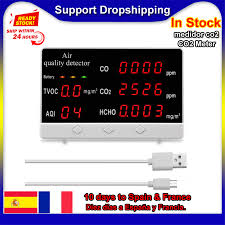 top 8 most popular co2 gas meter list and get free shipping - a546