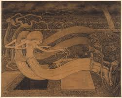vitalism and the meaning of art nouveau   newington cropsey    jan toorop  o grave  where is thy victory     rijksmuseum
