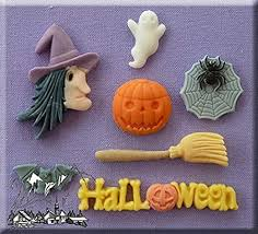 <b>Halloween</b> - <b>Silicone</b> Icing <b>Moulds</b> for <b>Cake</b> and <b>Cupcake</b> Decoration