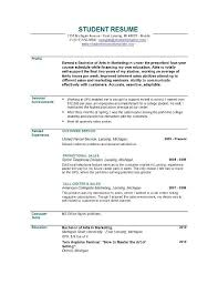 Cna Resume  experience for a resume  experience on a resume