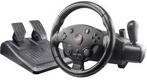 ОБЗОР ИГРОВОГО <b>РУЛЯ</b> - <b>Artplays Street</b> Racing Wheel Turbo C900
