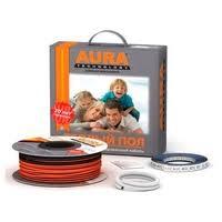 Греющий <b>кабель AURA Heating</b> КТА 650Вт — купить по выгодной ...