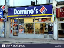 pizza shop stock photos pizza shop stock images alamy domino s takeaway pizza shop in london road brighton uk stock image