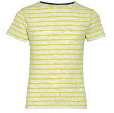 <b>Футболка</b> детская <b>MILES KIDS</b> серый с желтым (артикул ...