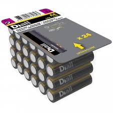 <b>Батарейка</b> алкалиновая Diall <b>AA</b>, 4 шт. - купите по низкой цене в ...