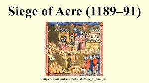 「siege of acre 1191」の画像検索結果