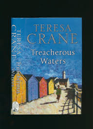 gary crane teresa jacket illustration by gary blythe treacherous waters