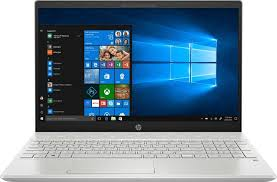 Купить <b>Ноутбук HP Pavilion 15</b>-cs3010ur, 8PJ55EA, серебристый ...