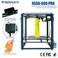 Upgraded Version <b>TRONXY</b> XY-3 3D Printer Pro Printing <b>Large</b> Print ...