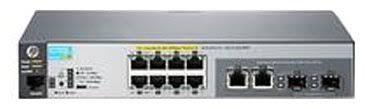 <b>Коммутатор HP 2530</b>-<b>8</b>-<b>PoE+</b> — купить по выгодной цене на ...