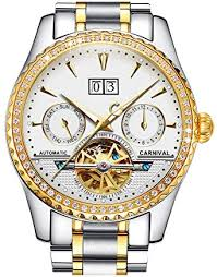 PASOY <b>Carnival Men</b> Watch Automatic Mechanical <b>Tourbillon</b>