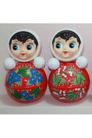 <b>Развивающая игрушка Russia Неваляшка</b> 35.6 см Russia 6С ...