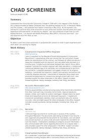 inspector resume samples   visualcv resume samples databaseconstruction inspector office engineer resume samples