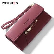 <b>Lee Princess Ladies Wallet</b> Women Split Leather Purse For Girls ...