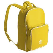 <b>Рюкзак Classic Adicolor</b>, желтый - indjini.ru