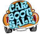 Images & Illustrations of car boot sale