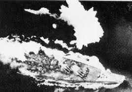 「1945年 -  戦艦大和撃沈される。」の画像検索結果