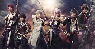 <b>Touken Ranbu</b> Musical Releases Latest Key Visual!   Tokyo Otaku ...