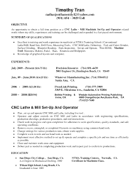 cnc machinist resumes resume templates cnc machinist resumes
