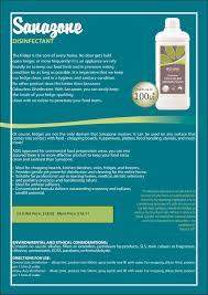 sanazone disinfectant naturally goode sanazone disinfectant