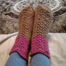Ажурные <b>носочки для любимой</b> дочки | Работы
