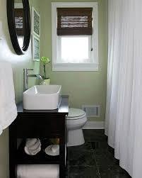 green bathroom screen shot: lilly pad paint in modern bath