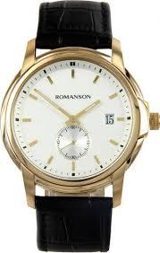 Наручные <b>часы ROMANSON</b>