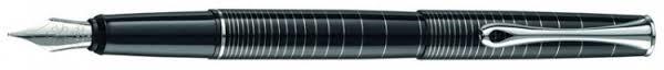 Перьевая <b>ручка Diplomat Optimist Rings</b> (d 20000210) за 4518 руб ...