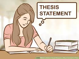 easy ways to write a good essay in a short amount of timeimage titled write a good essay in a short amount of time step