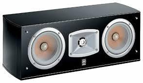 Полочная акустическая система <b>YAMAHA NS</b>-<b>C444</b> — купить по ...