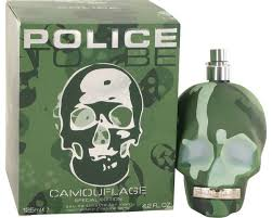 <b>Police To Be Camouflage</b> Cologne by Police Colognes