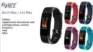 D115 Plus / 115 Plus / <b>ID115 Plus</b> - <b>Smart watch</b>: unbox, mobile ...