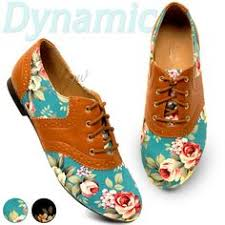 <b>ELVISWORDS Women</b> Flats Slimming Swing Shoes Teenager ...