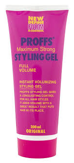 <b>Гель</b> для волос <b>Maximum Strong Styling Gel</b> от Proffs с доставкой ...