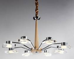 <b>Подвесная люстра</b> Lucia Tucci Natura 070.8 <b>LED</b> — купить в ...