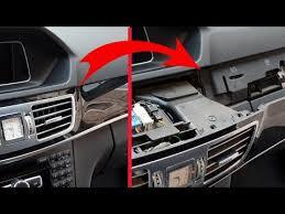 How to Remove Dash <b>Trim</b> on <b>Mercedes</b> W212 / <b>Interior Trim</b> ...