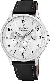 <b>Мужские</b> наручные <b>часы Festina</b> F16991/1 кварцевые