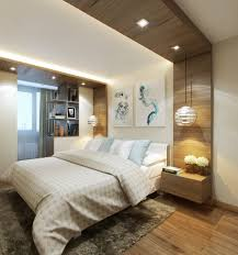 bedroom paneling ideas: small bedrooms use space in a big way