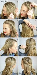 simple hairstyles for curly hair hairstyles ideas trends cute picture day hairstyles for