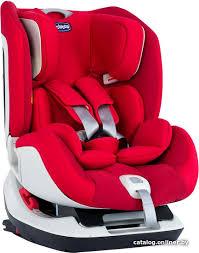 <b>Chicco Seat Up</b> 012 (красный) детское <b>автокресло</b> купить в Минске