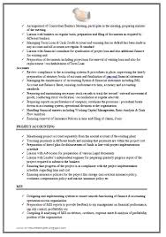 free download link for excellent work experience chartered accountant resume sample doc experience resume example