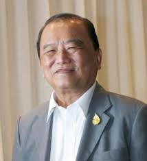 Prasert Prasarttongosoth, the president of Bangkok Dusit Service, or BGH, has become the richest investor in the Thai stock market in 2013. - 572960