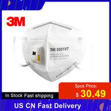 5 шт. 3 м 9501VT KN95 <b>маска для лица 3</b> м маска защитные ...