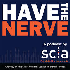 Have The Nerve: A Podcast About Disability