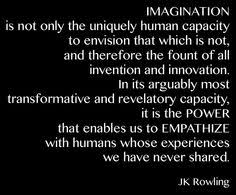 jk rowling on Pinterest | Harry Potter, Depression and Imagination ...