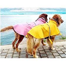 Fashion <b>Pet Dog</b> Raincoat For Medium <b>Dog</b> | <b>Dog</b> Rain <b>Jacket</b>