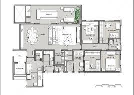 Modern House Blueprints   Home Design IdeasModern House Blueprints
