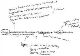 how to write an argumentative philosophy essay planning stage