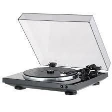 Купить <b>Проигрыватель виниловых</b> дисков <b>Denon</b> DP-300F Black в ...